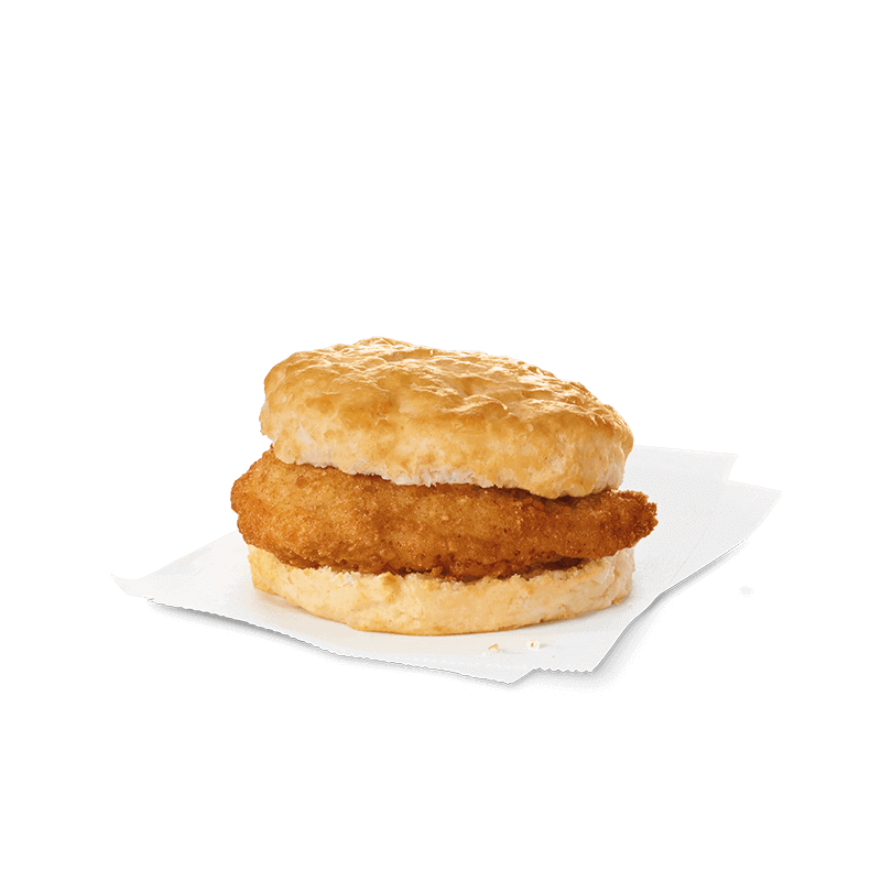 CFA Chicken Biscuit