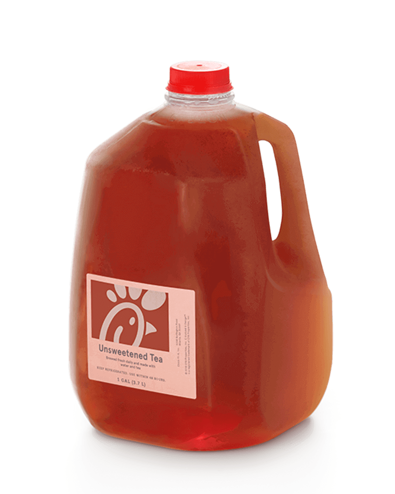 Gallon Freshly-Brewed Iced Tea Unsweetened