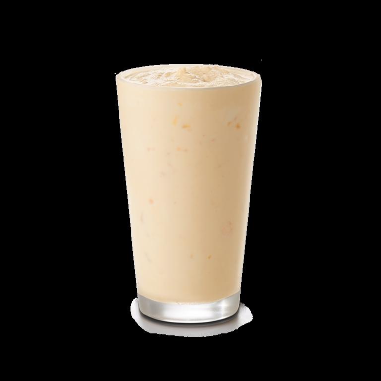 Peach Milkshake