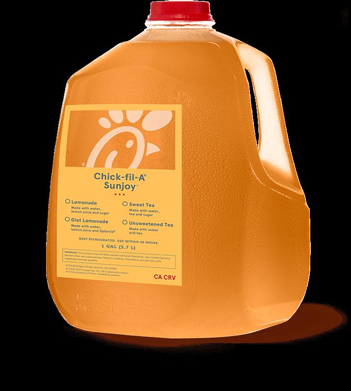 Gallon Sunjoy® (1/2 Sweet Tea, 1/2 Lemonade)