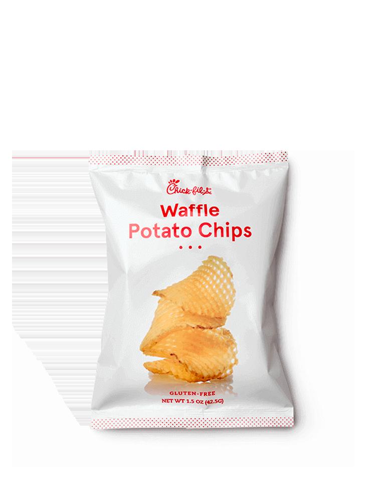 Waffle Potato Chips