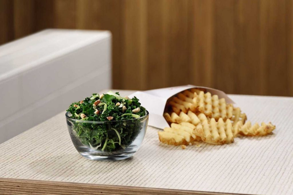 Kale Crunch Side-Fries