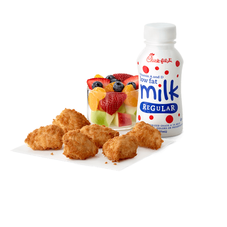 Chick-fil-A® Nuggets Kid's Meal