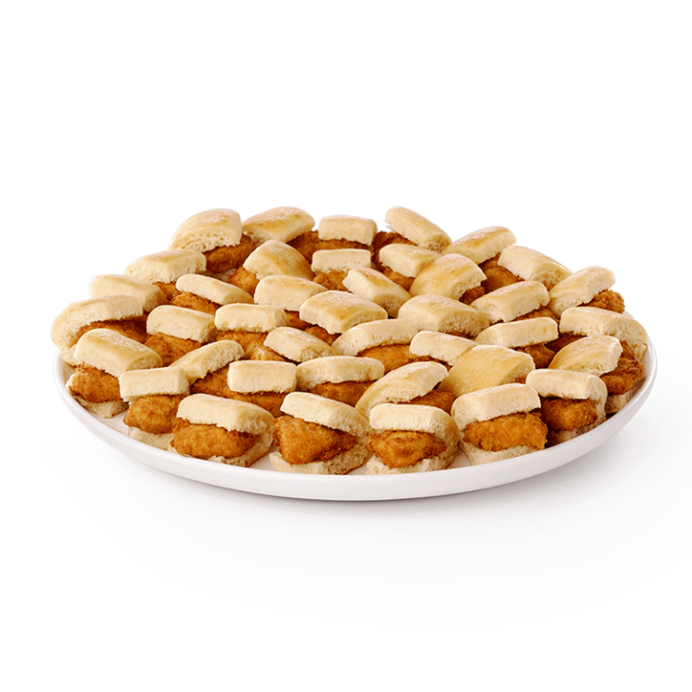 Chick-n-Minis® Tray