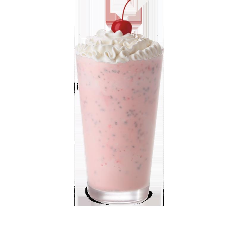 Peppermint Chip Milkshake