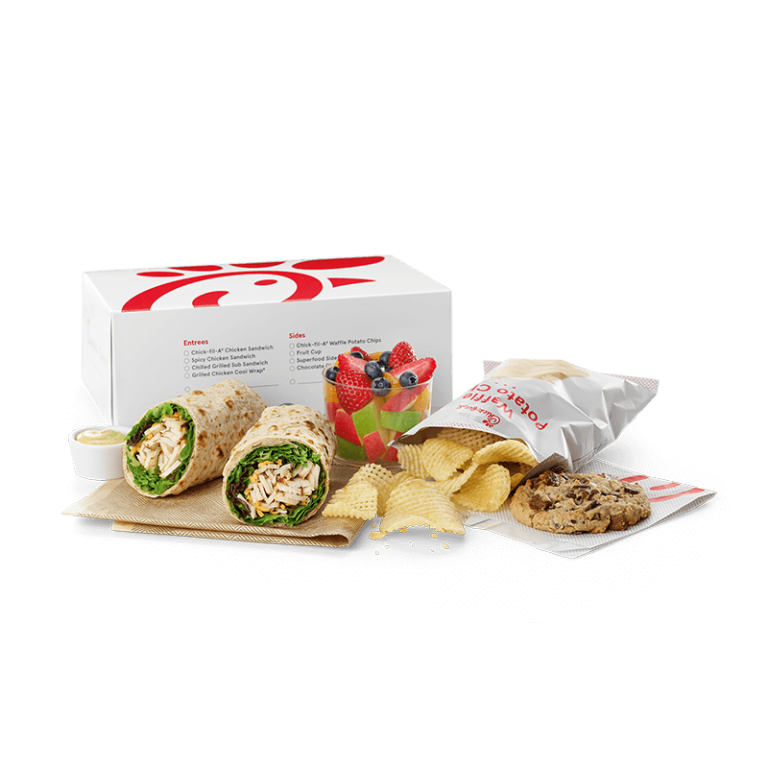 Grilled Cool Wrap® Packaged Meal
